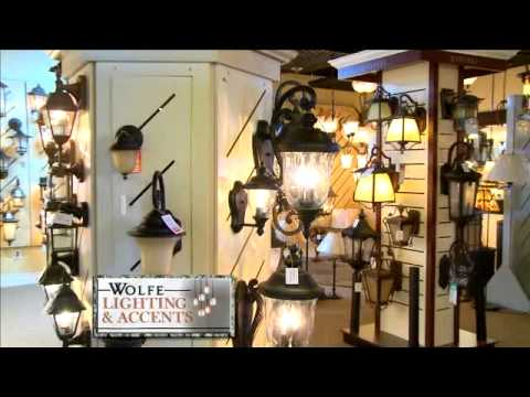 Wolfe Lighting u0026 Accents Show Room & Wolfe Lighting u0026 Accents Show Room - YouTube azcodes.com