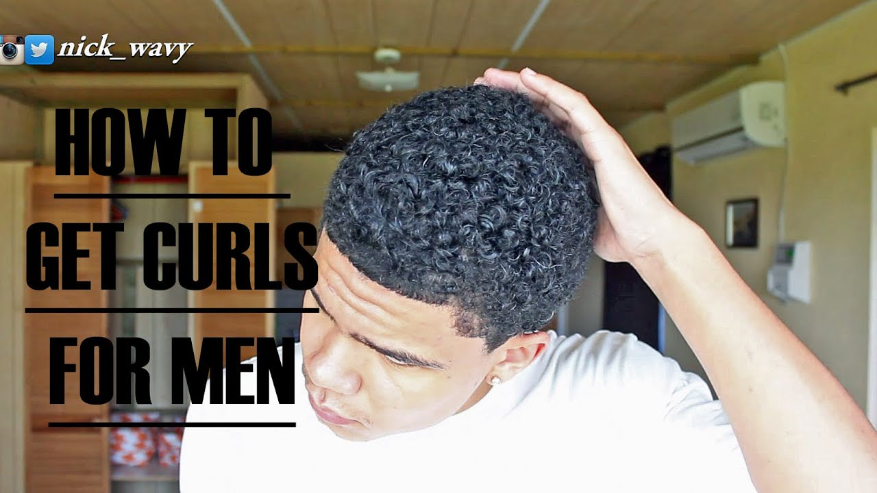 How To Get Natural Curls In 10 Minutes Tutorial Youtube