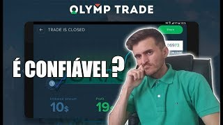 OLYMP TRADE É CONFIÁVEL?