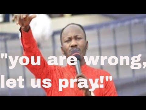 Apostle Johnson Suleman attacked by Pastor Moses Ilu over Fulani herdsmen statement
