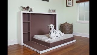 Murphy Dog Bed Demonstration
