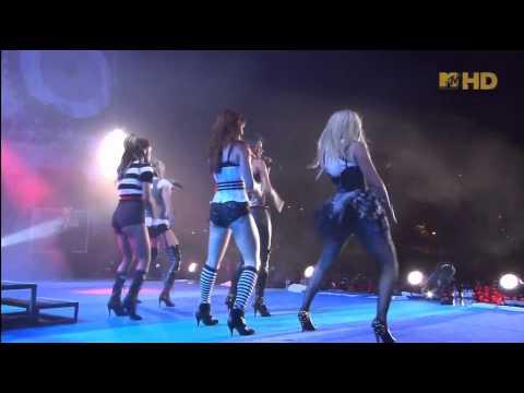 Pussycat Dolls - When I Grow Up (Live)  HD
