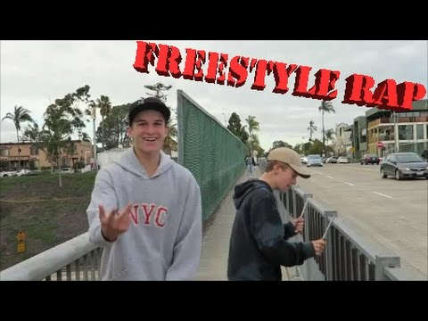 FREESTYLE RAP IN THE GHETTO!