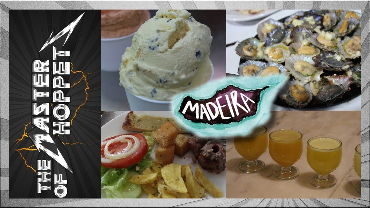 Ultimate Madeira Food Drink Tour Tmoh On The Road Youtube