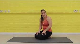 Pilates: Lankku
