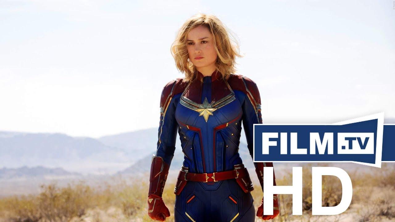 Kinostart Captain Marvel