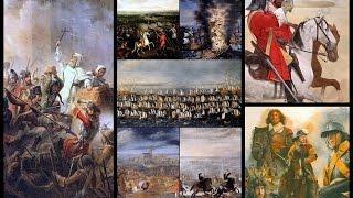 Новая История 1500-1800 #15: Гражданская война в Англии и Северные войны