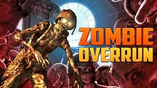 OVERRUN  ★ Call of Duty Zombies (Zombie Games)