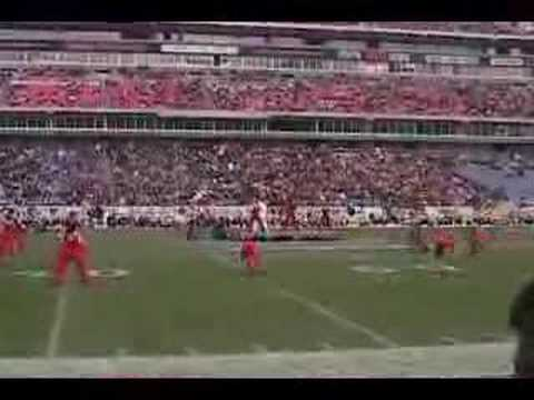 2005 Music City Bowl Game Slideshow