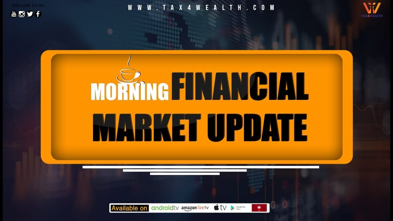 Financial News in Hindi- India may get $1.3 bn passive flow, Market Up today and More