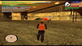 Haykakan San Andreas online, inchpes xaxal samp video 3