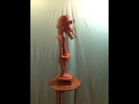 Lavan Galleries African Masterpieces Senfuo Male