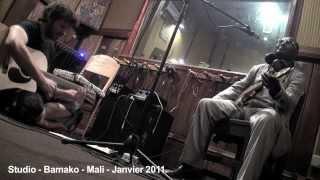 Bertrand Cantat - Amadou & Mariam - Africa mon Afrique -