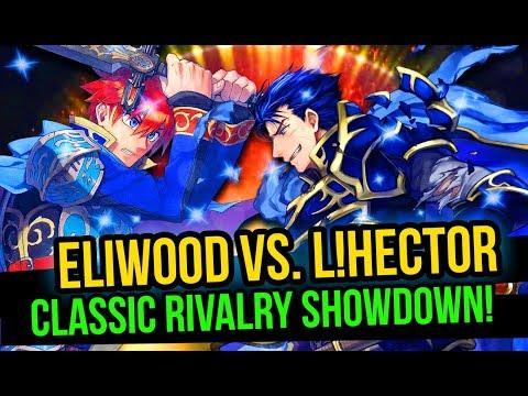 Eliwood vs. L!Hector AA Meta - Classic Rivalry Showdown - F2P Account  | Fire Emblem Heroes