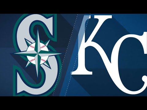Seager powers Mariners past Royals: 4/11/18