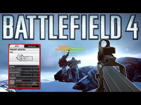 The P90 is better than you remember - Battlefield 4 |