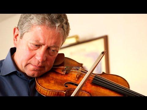Meet the SFS Musicians: Concertmaster Alexander Barantschik