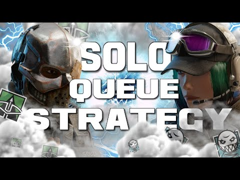 Solo Queue Strategies (Attack and Defense) - Tips and Tricks - Rainbow Six Siege