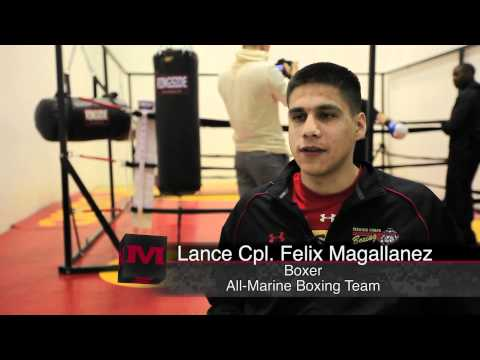 All-Marine Boxing Team Steals 20-year Reign from Army