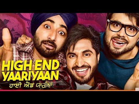 High End Yaariyaan Full Movie Jassie Gill | Ninja | Ranjit Bawa | New Punjabi Movies 2019 Full Movie