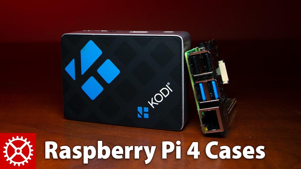 Flirc Cases for Raspberry Pi 4 - Pre Order Now!