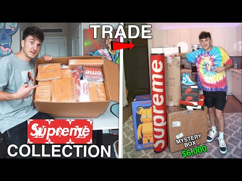 I Traded My $15,000 Supreme LV Collection For This...