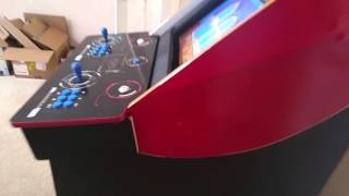 Iron Man Mame Cabinet powered by Coinops 6