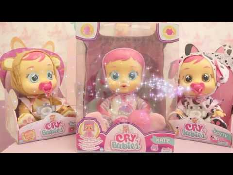 New Cry Babies Katie Dotty And Bonnie Youtube