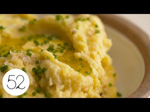 Easiest Instant Pot Mashed Potatoes One Pot No Drain