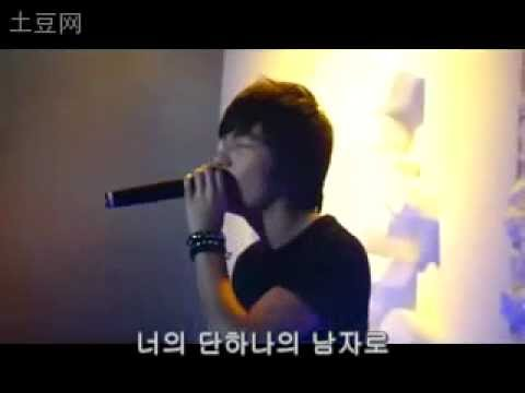 "Lee Minho Singing ""Qing Fei De Yi"" (korean Version)on His Birthday (Fans Day)"