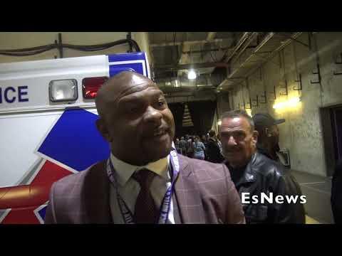 Roy Jones Jr Got That Smoke: Michael B Jordan Can Get It Even When I'm 60!!!