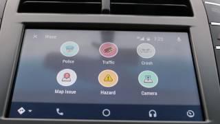 Waze Android Auto (2017) Beta Now Live
