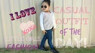 MihiBugs Casual Outfit Of The Day - Baby/Girls/Children Fashion/Clothes/Outfit