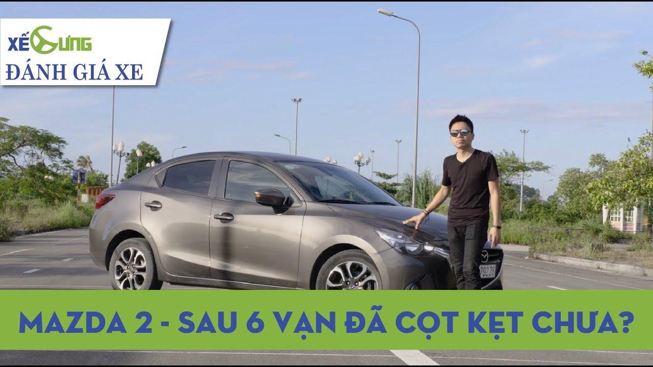 Sau 6 vạn km, Mazda 2 đã CỌT KẸT nhựa và đã kém điều hòa hay chưa?