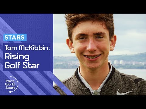 Tom McKibbin | 14-year-old Golf Star | The Next McIlroy? | Trans World Sport