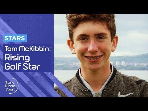 Tom McKibbin | 14-year-old Golf Star | The Next McIlroy? | Trans World Sport