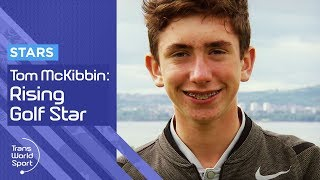 Tom McKibbin   14-year-old Golf Star   The Next McIlroy?   Trans World Sport