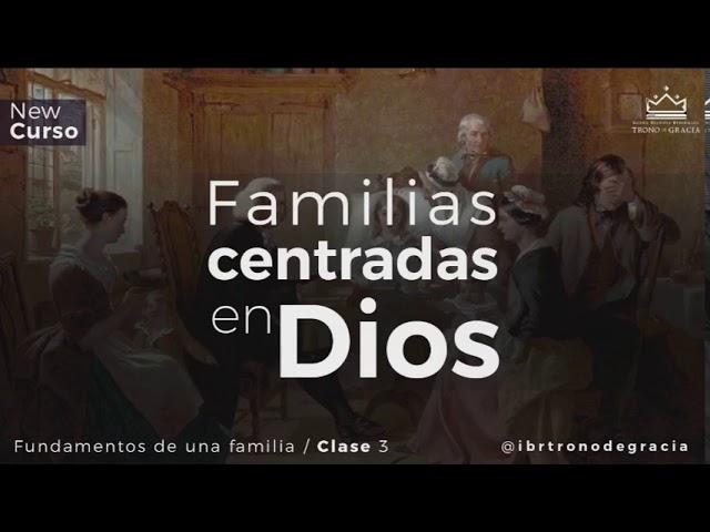 Una Familia centrada en Dios / Ps. Ruben Contreras / Rol de las esposas en el Matrimonio