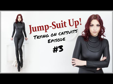 JumpSuit Up! No.3: Trying on Kelsy Neoprene by Patrice Catanzaro