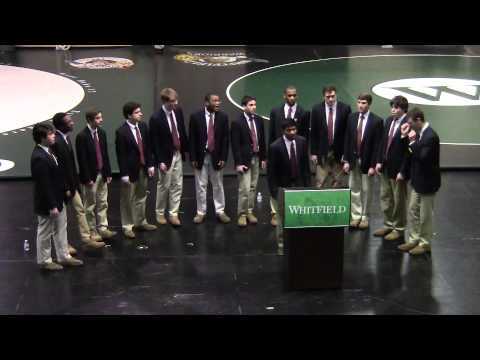 Colgate Thirteen Performs at Whitfield School