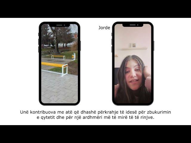Младинска акција во Струга / Aksion rinor në Strugë