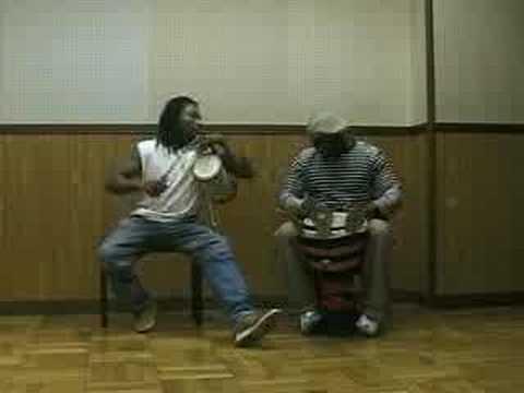 Africa Talking Drums