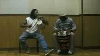 Africa Talking Drums