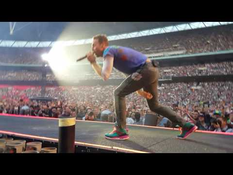 Coldplay -Head full of Dreams- Live at Wembley Stadium