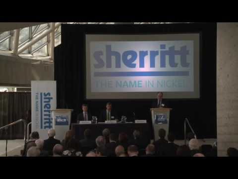Sherritt International Corporation AGM 2016
