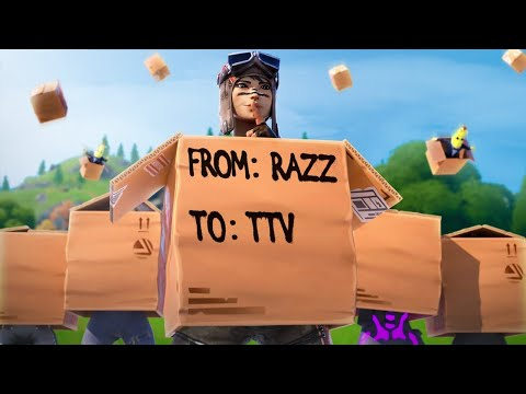 STREAM SNIPING Fortnite Fashion Show's with a BOX ARMY...