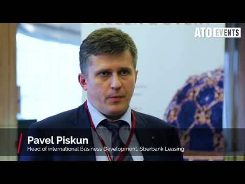 Pavel Piskun, Sberbank Leasing at Aircraft Finance and Lease Russia & CIS – 2017