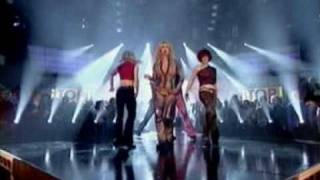 Britney Spears- Overprotected (Live On Top Of The Pops)