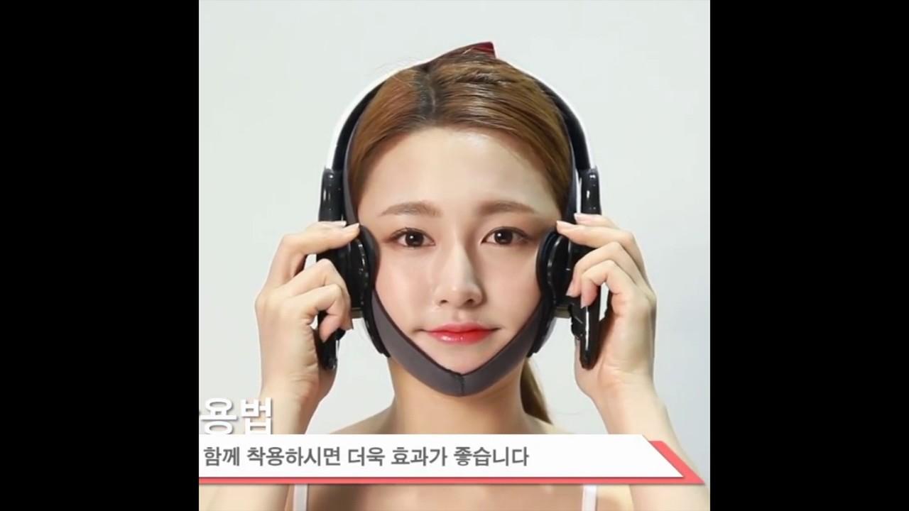 【瘦臉神器】headrangw韓國專利臉部矯型儀器 - YouTube