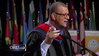 Wisdom in 2 Minutes | ORU Graduation—Canon Andrew White/Joshua B. Knight (2016)